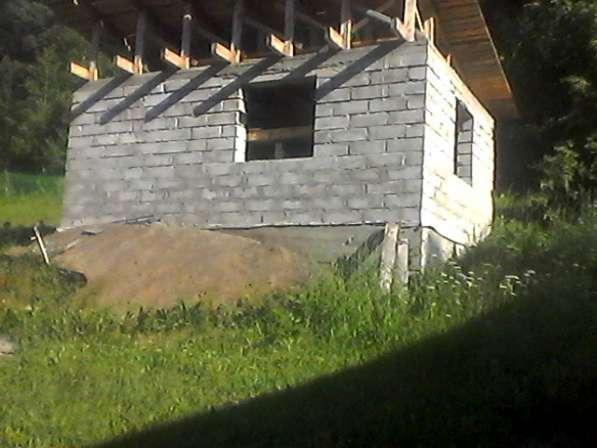 Продам недостроенный дом 30кв/м в с. Кызыл-Озёк