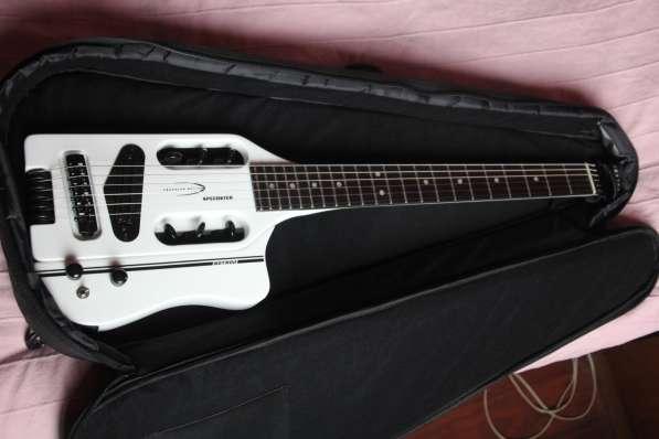 Трэвел гитара