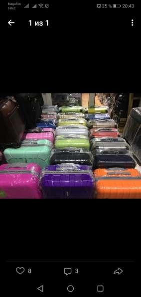 Чемоданы пластиковые в Брянске фото 5