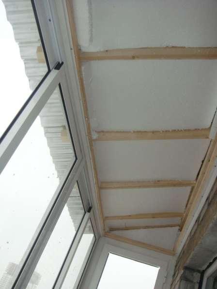 Козырек навес для балкона в фото 4