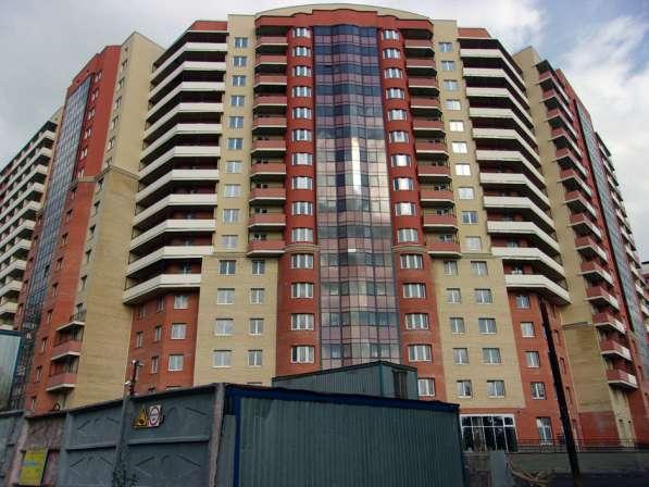Продажа 3-комнатной квартиры 100 кв. м в сданной новостройке в Санкт-Петербурге фото 5