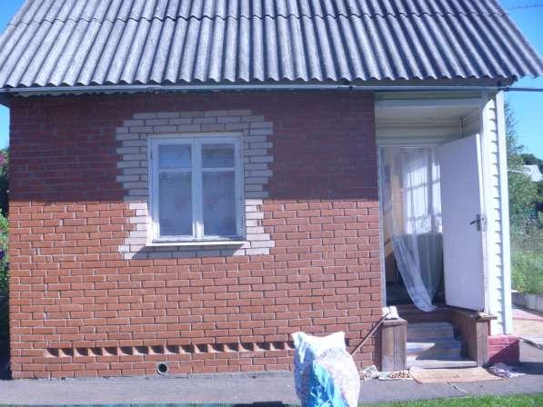 Дачный домик на участке 6,5 соток в СНТ возле д. Редино
