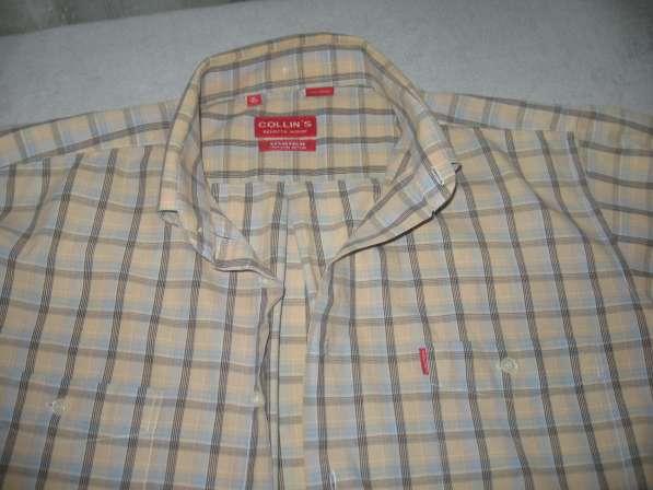 Мужская рубашка COLLINS в Пятигорске фото 3