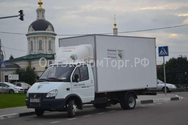 Грузоперевозки Москва и Мо