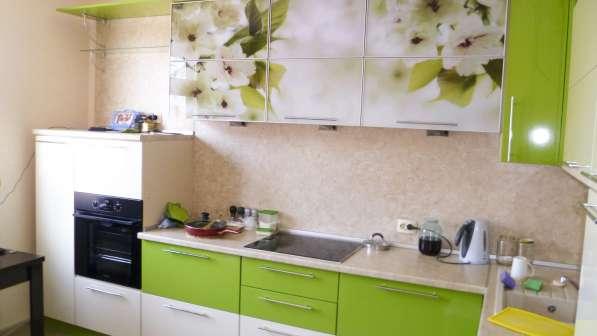 Кухонный гарнитур по индивидуальному проекту в Нижнем Новгороде фото 3
