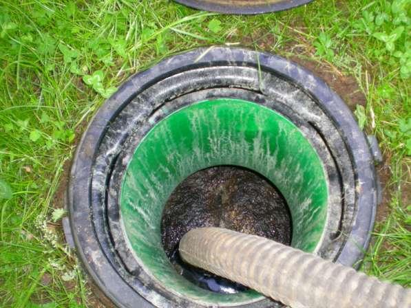 Откачка туалетов и сливных ям в Новочеркасске фото 3