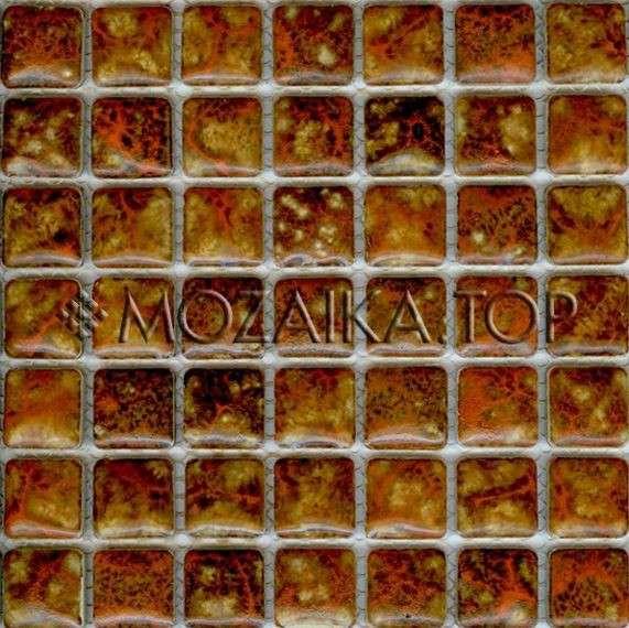 Мозаика стеклянная керамическая эмалированая