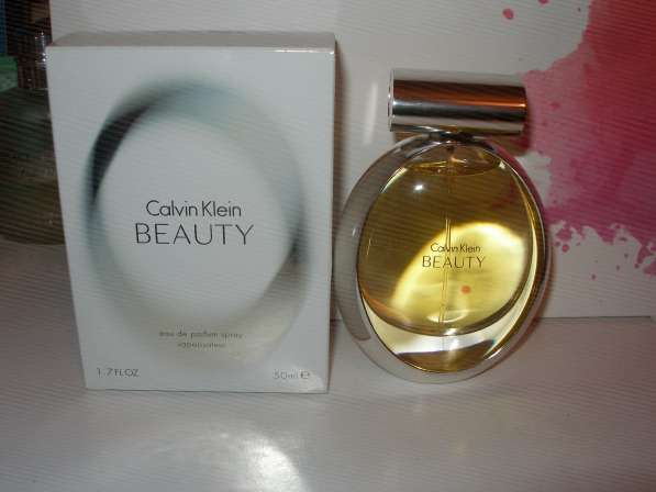 Beauty Calvin Klein 50мл EDP оригинал