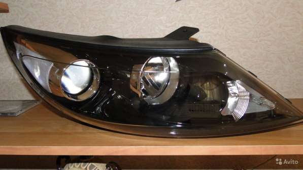 Продается фара передняя правая KIA Sportage 3 (новая)