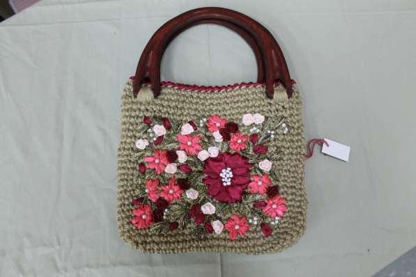 Распродажа летней коллекции сумок. Изготовление на заказ