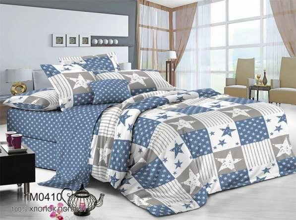 Вариация расцветок и стилей в постельном белье из поплина от в Иванове фото 3