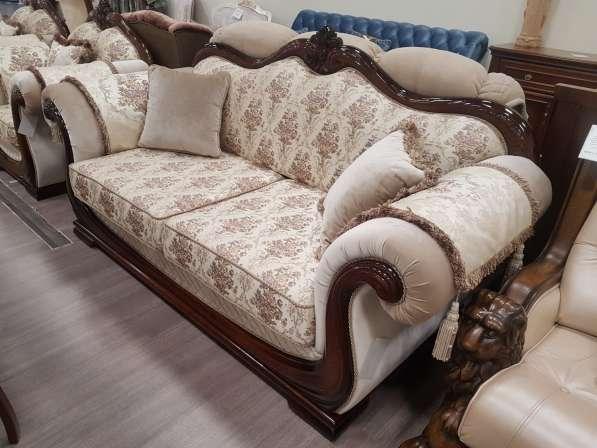 Юнна-Эллада, диван, 2 кресла в Новосибирске фото 3