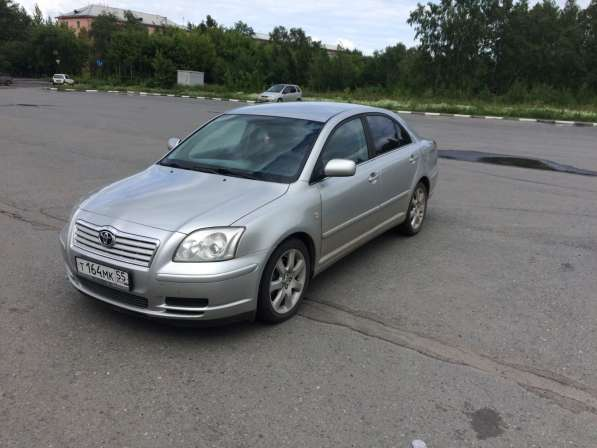 Toyota, Avensis, продажа в Омске в Омске фото 8