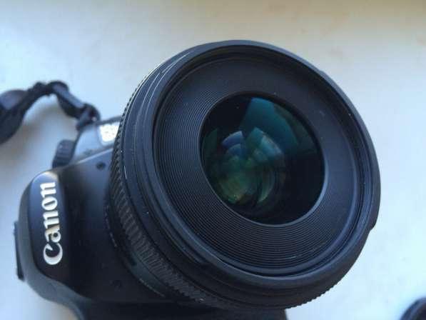 Продам canon 60D + sigma 30. 1/4 art