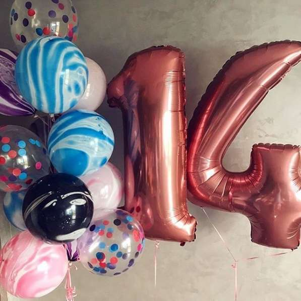 Воздушные шары в Чебоксарах фото 6