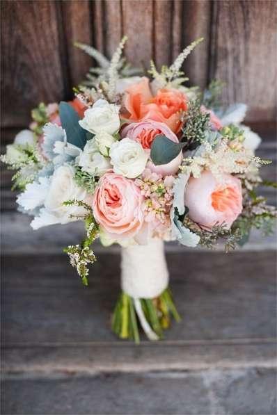 Цветы в Марьино. Доставка бесплатная. Букет невесты