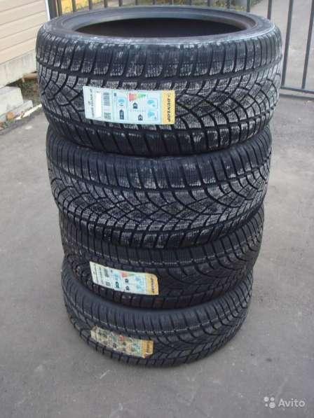 Новые немецкие Dunlop 235/45 R18 Winter Sport 4D