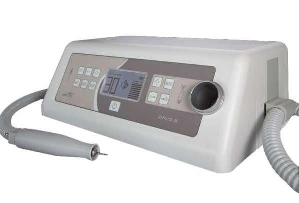 Аппарат для педикюра с пылесосом podotronic opus 2