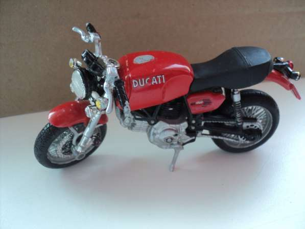 Масштабная модель мотоцикла