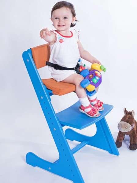 Детский регулируемый стул «Конёк Горбунёк» в Калининграде фото 3