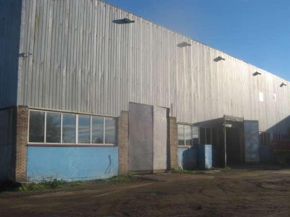 Продаётся территория автобазы со зданиями и зем. участком