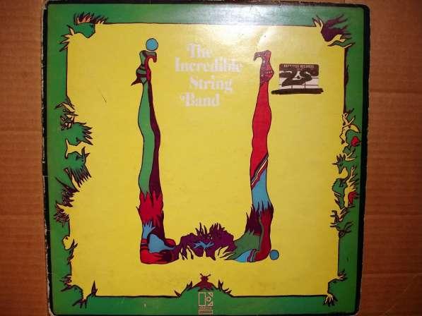 Пластинка The Incredible String Band - U (UK)
