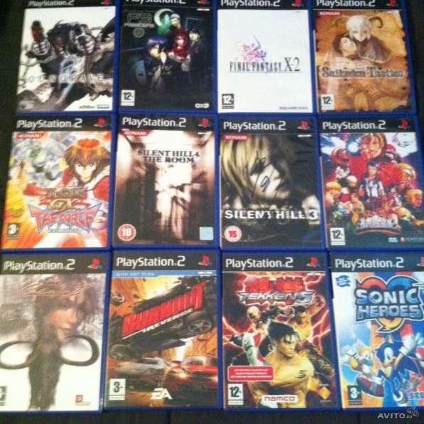 Лицензионная игры для PlayStation 2 (Гарантия)