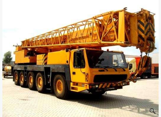 Аренда автокрана 100 тонн 51(69) метров Grove GMK 510