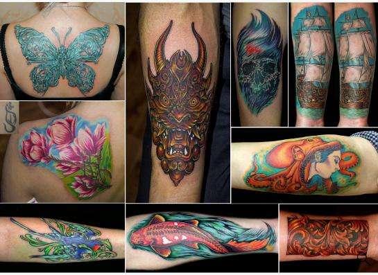 Татуировка в Иркутске в Иркутске