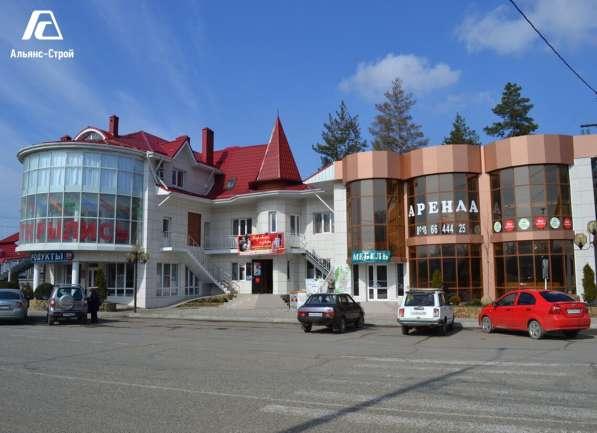 Строительство магазинов в Краснодаре