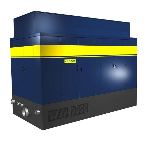 Газопоршневая ТЭЦ 200кВт TEDOM T 200 в Менделеевске фото 3