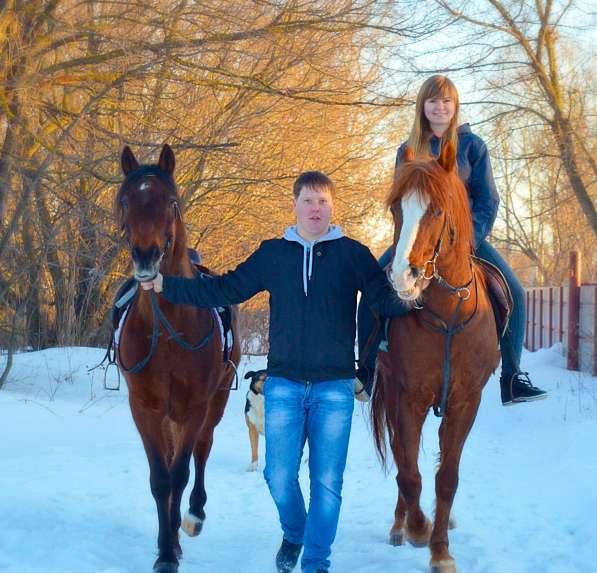 Конная фотосессия в Нижнем Новгороде фото 4