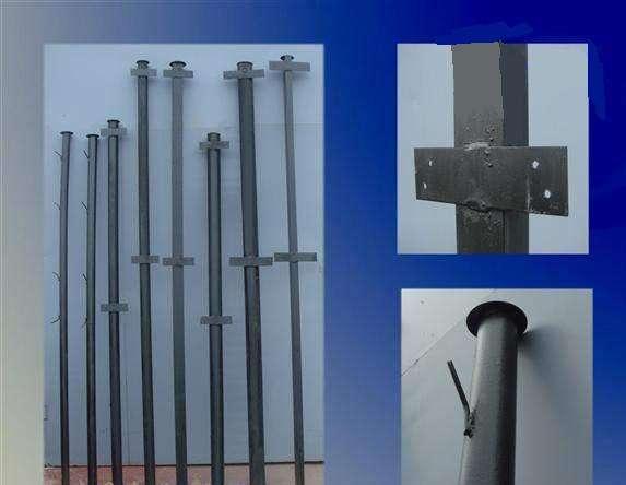 Продаем металлические столбы