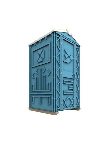 Новая туалетная кабина Ecostyle - экономьте деньги! Афины в фото 6