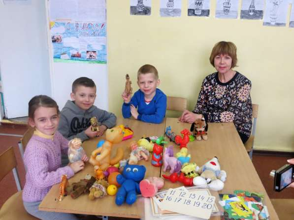 Школа для дошкольников, иностранные языки для школьников в Петрозаводске фото 13