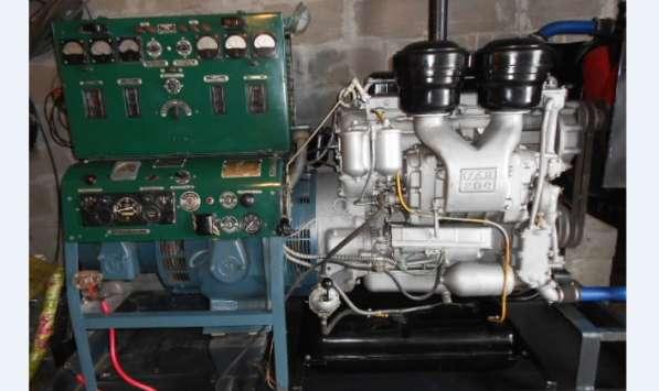 Дизель-генератор 30 кВт 400 В