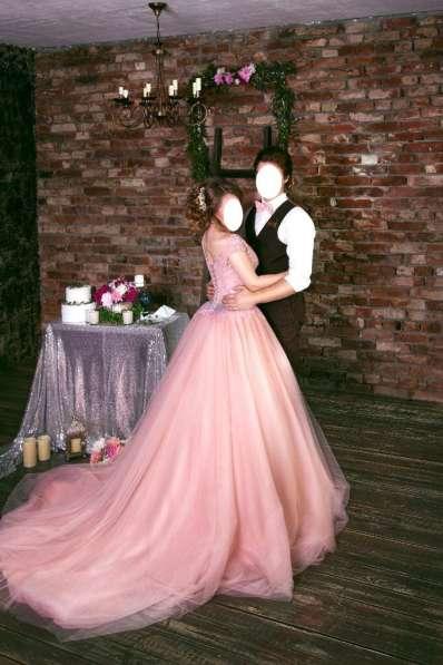 Роскошное эксклюзивное платье Leontya