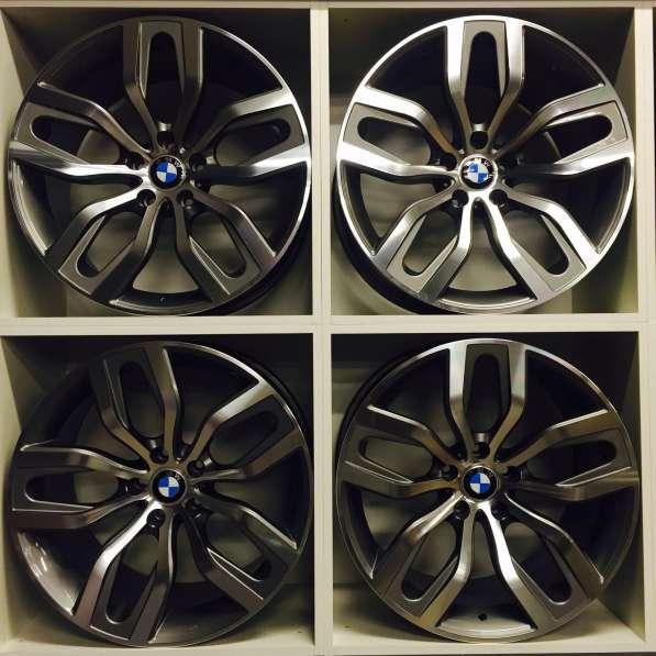 Диски R20 на BMW X5/X6
