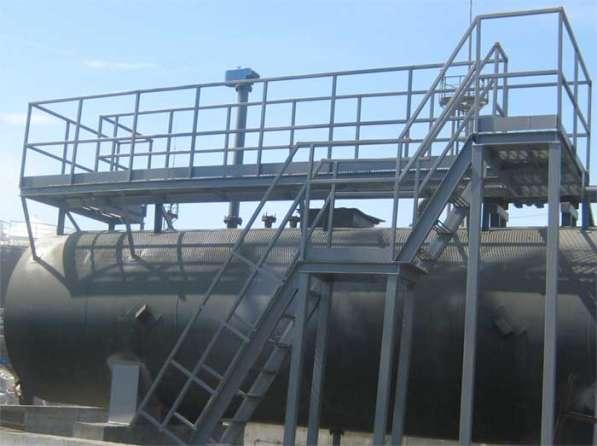 Площадки обслуживания оборудования
