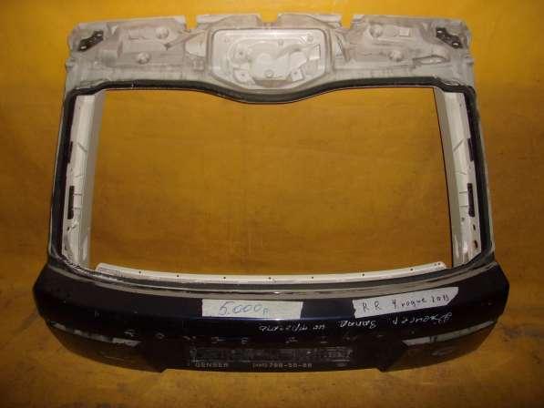 Продается крышка багажника на Range Rover Vogue б. у