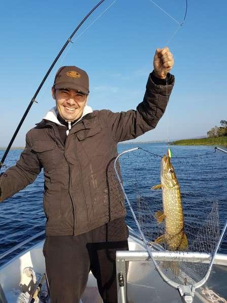 Организую рыбалку на Волге в Казани фото 3