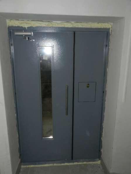 Двери подъездные; домофона и тамбурные в Новосибирске