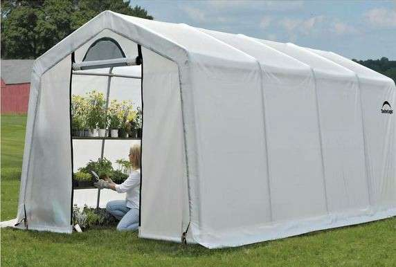 Продаю: Теплица Shelterlogic 6,1 х 3 х 2,4 м