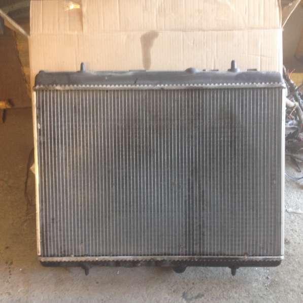 Радиатор для Ситроен DS4 охлаждения б/у