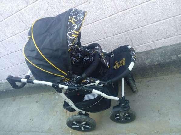 Детская коляска SONIC (3 в 1)