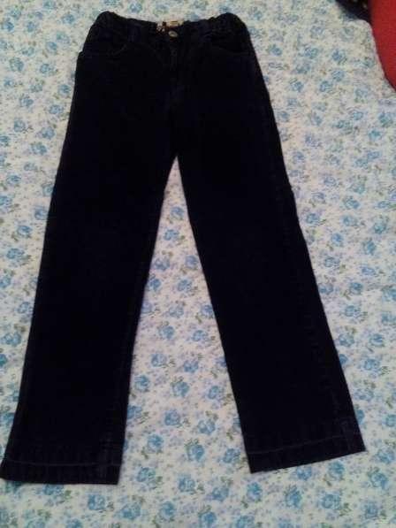 Вельветовые джинсы на мальчика