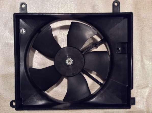 Вентилятор охлаждения в сборе 96351331 nubira