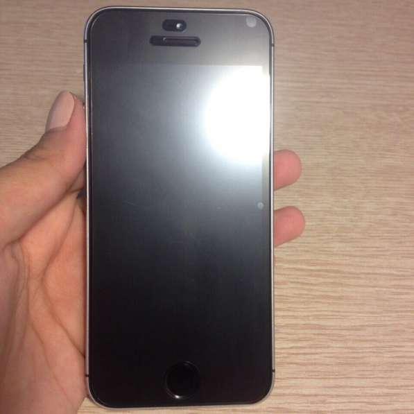 Новый айфон 5 s space gray 16 gb