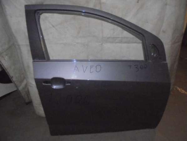 Дверь на Авео Т300