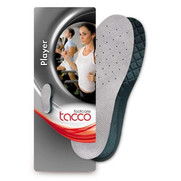 Tacco Player Aрт.638 – спортивные стельки двухслойные Tacco